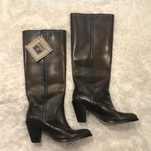 Women's Frye® High-Heel Western Riding Boot